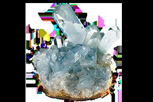 celestina mineral propiedad