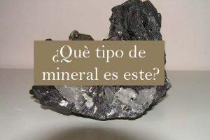 clasificacion minerales clases