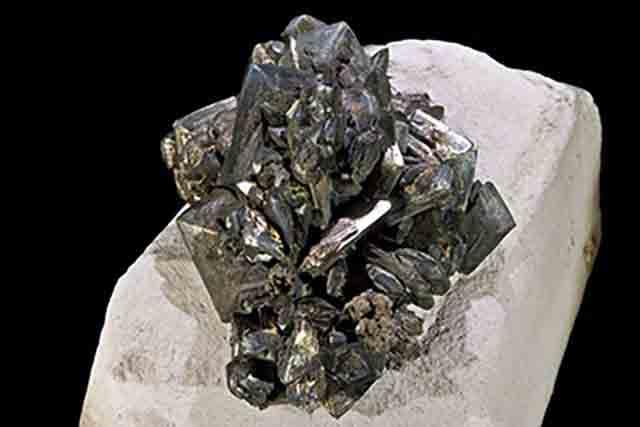 marcasita coleccion mineral