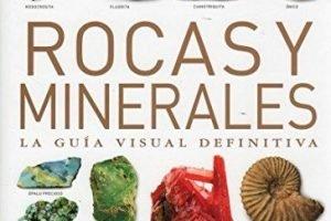rocas y minerales libro