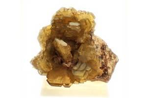 coleccion mineral barita